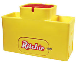 Ritchie WaterMatic 150 - yellow/red