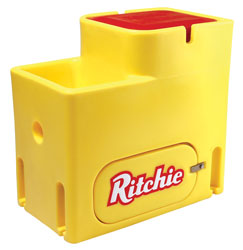 Ritchie WaterMatic 100 - yellow/red