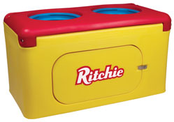 Ritchie EcoFount 2 - yellow/red