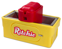 Ritchie Omni 2 Special - yellow/red