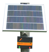 Gallagher B180 Solar Energizer
