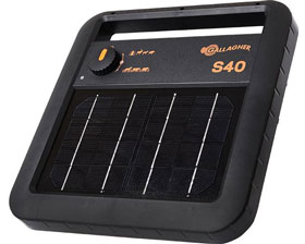 Gallagher Solar S40 Energizer