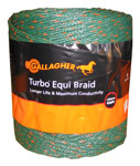 Gallagher 656ft. Turbo EquiBraid - Green