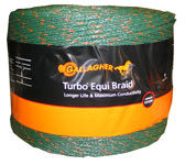 Gallagher 1312ft. Turbo EquiBraid - Green
