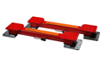 Gallagher Super Heavy-Duty Hydraulic Squeeze Chute Loadbars