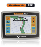 Outback Stx GPS Guidance and Mapping System