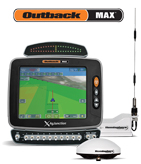 Outback MAX GPS Guidance and Mapping System