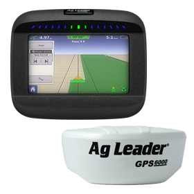 Ag Leader Compass GPS Guidance/Mapping System